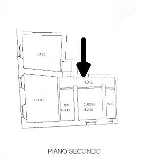 Planimetria 1/1 per rif. AP453