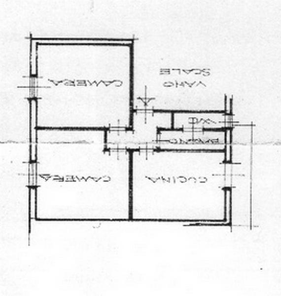 Planimetria 1/1 per rif. AP452