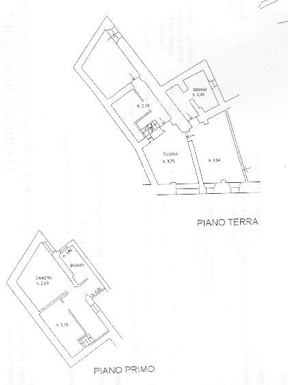 Planimetria 1/1 per rif. AP474