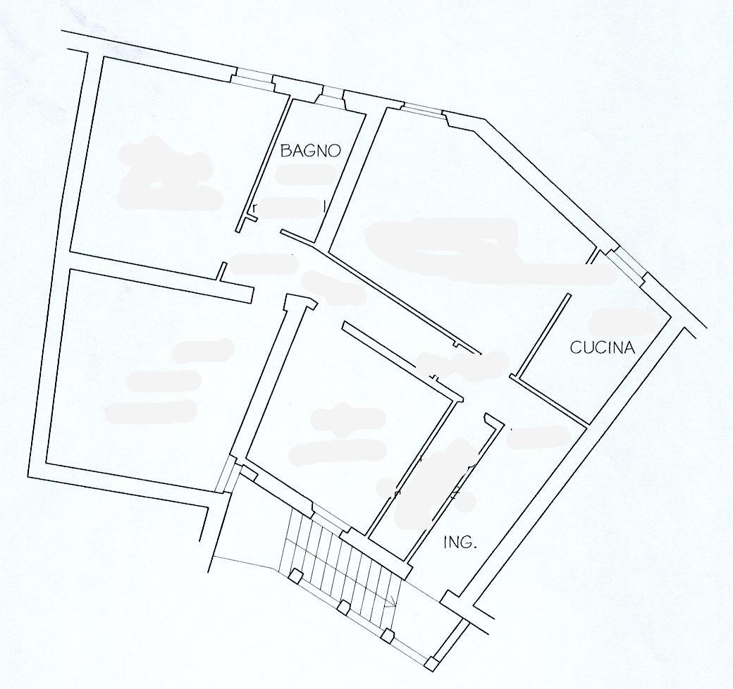 Planimetria 1/1 per rif. PC004