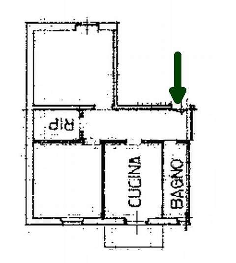 Planimetria 1/1 per rif. rb012