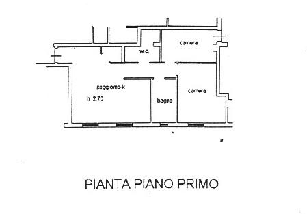 Planimetria 1/1 per rif. rb039