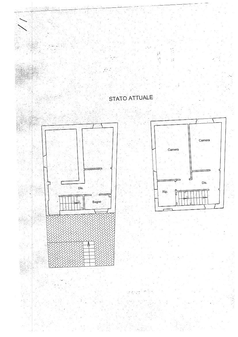 Planimetria 1/1 per rif. rb078