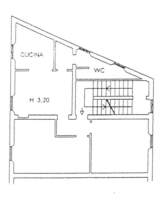Planimetria 1/1 per rif. rb128