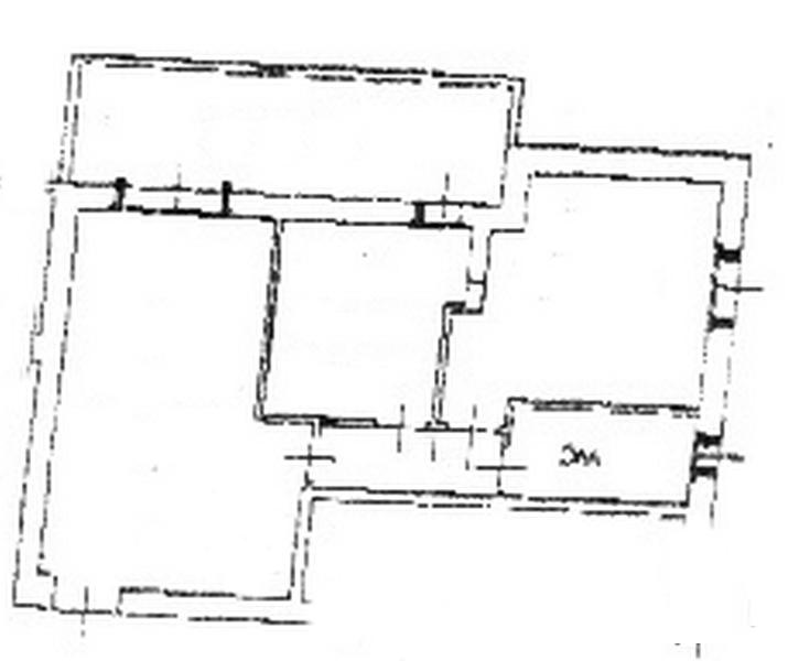 Planimetria 1/1 per rif. rb140