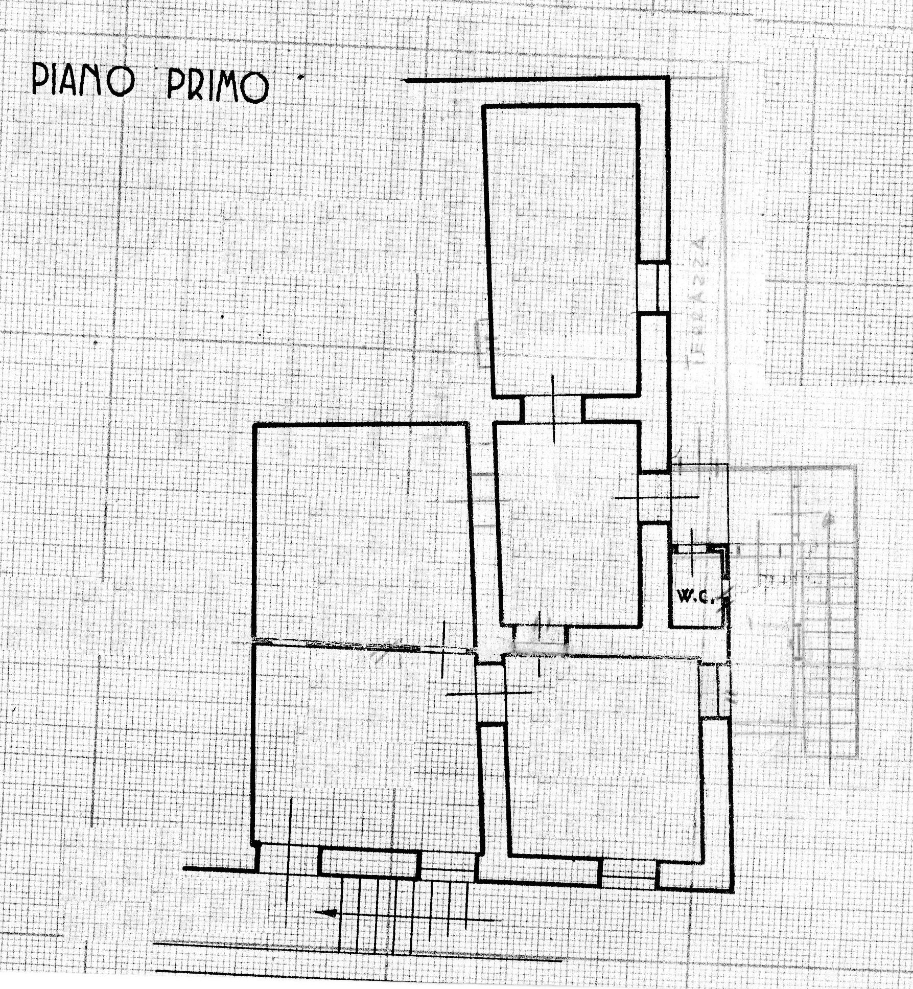 Planimetria 1/1 per rif. A936