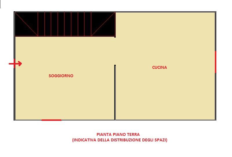 Planimetria 1/3 per rif. 300213