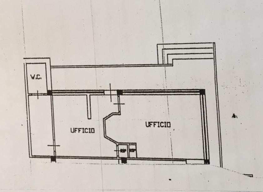Planimetria 1/1 per rif. 300617