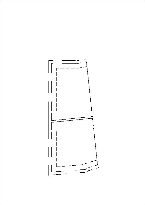 Planimetria 3/3 per rif. 2932