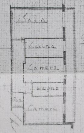 Planimetria 1/1 per rif. 2965
