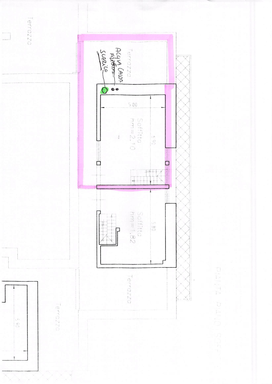 Planimetria 2/3 per rif. B68
