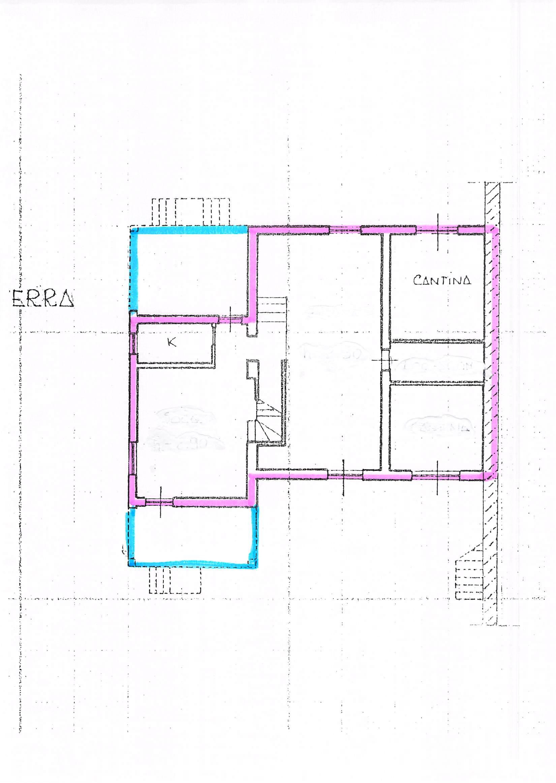 Planimetria 1/2 per rif. A59