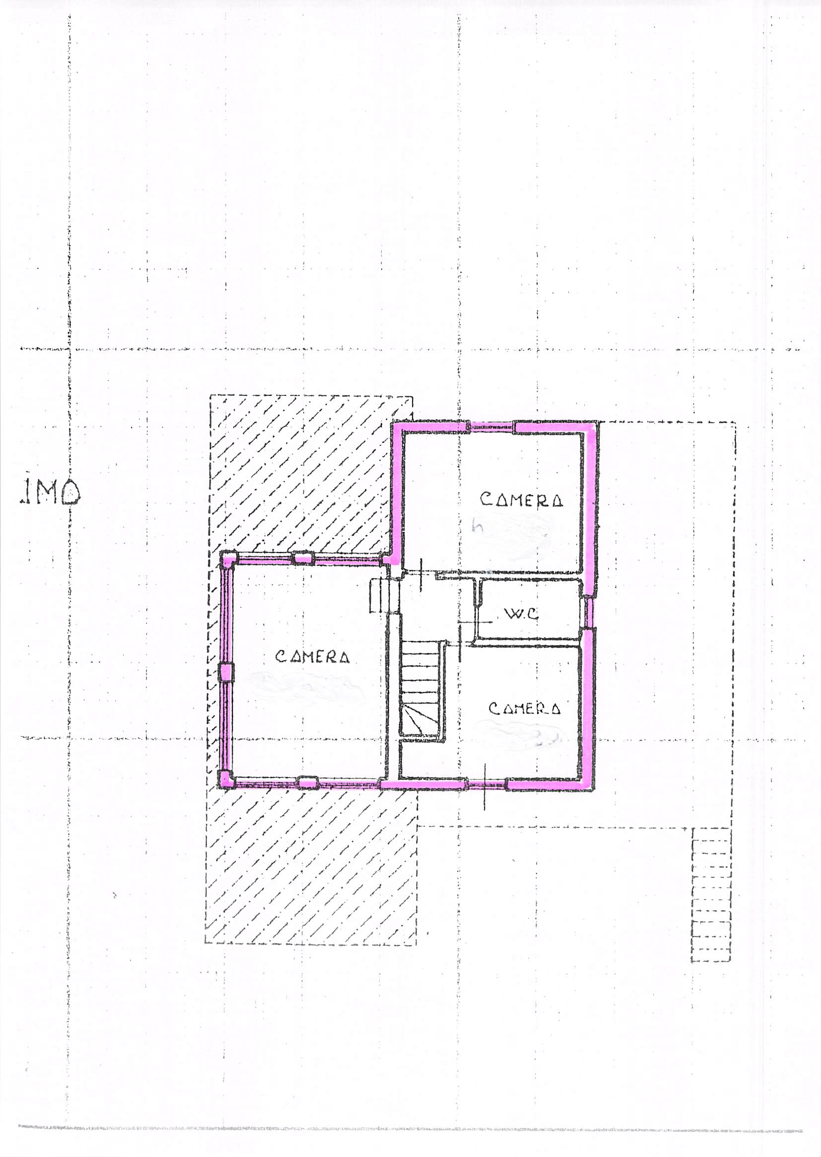 Planimetria 2/2 per rif. A59