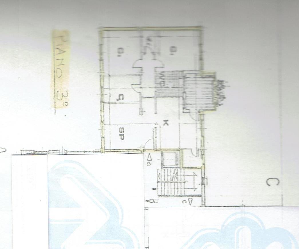 Planimetria 1/1 per rif. 300665