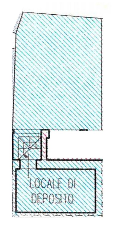 Planimetria 1/2 per rif. 1881