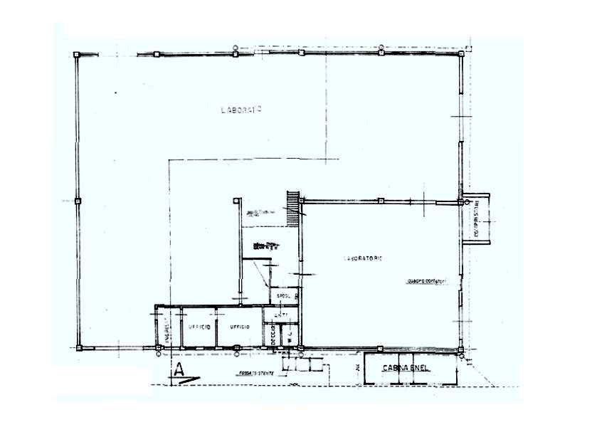 Planimetria /1 per rif. 1690