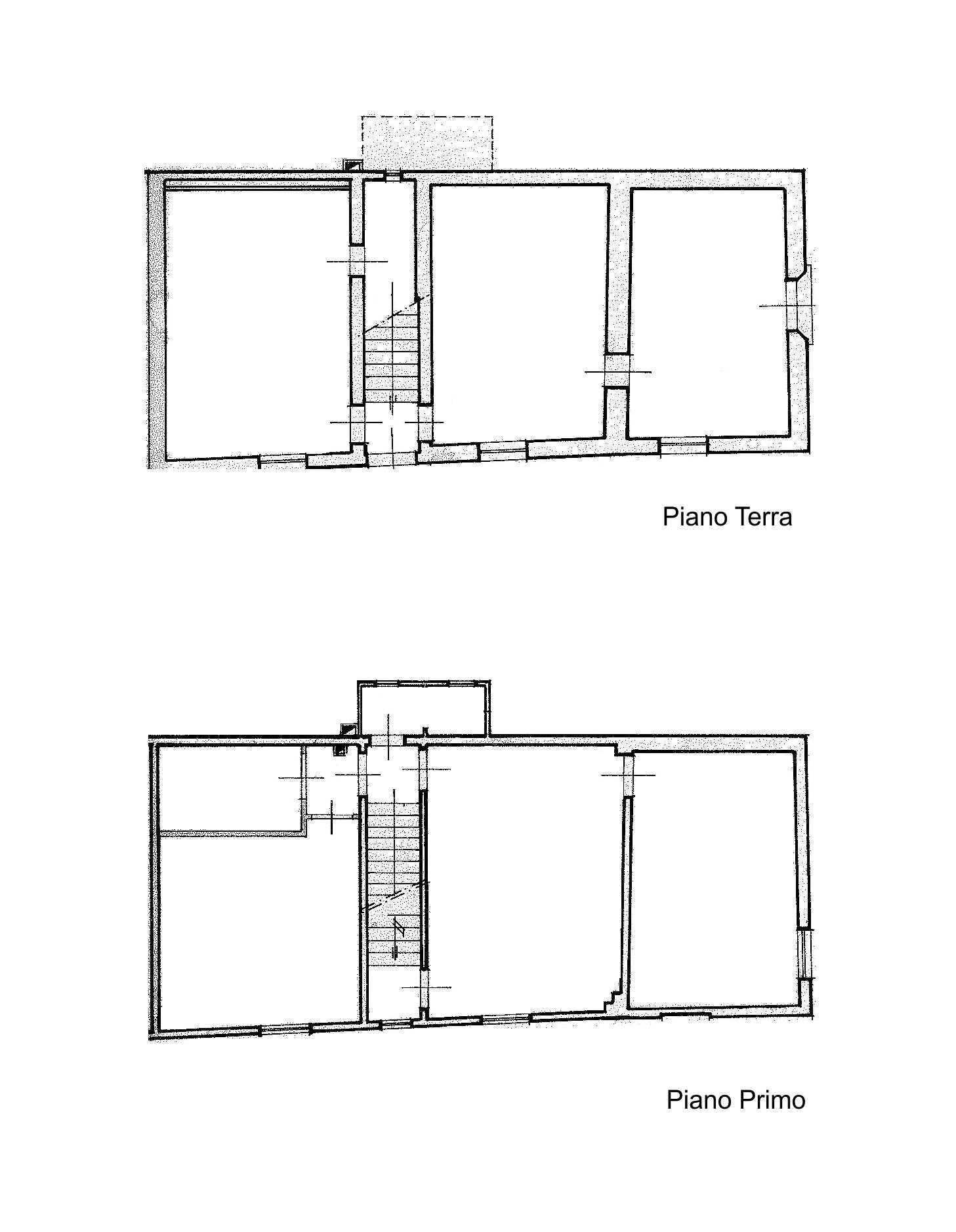 Planimetria /1 per rif. 2302