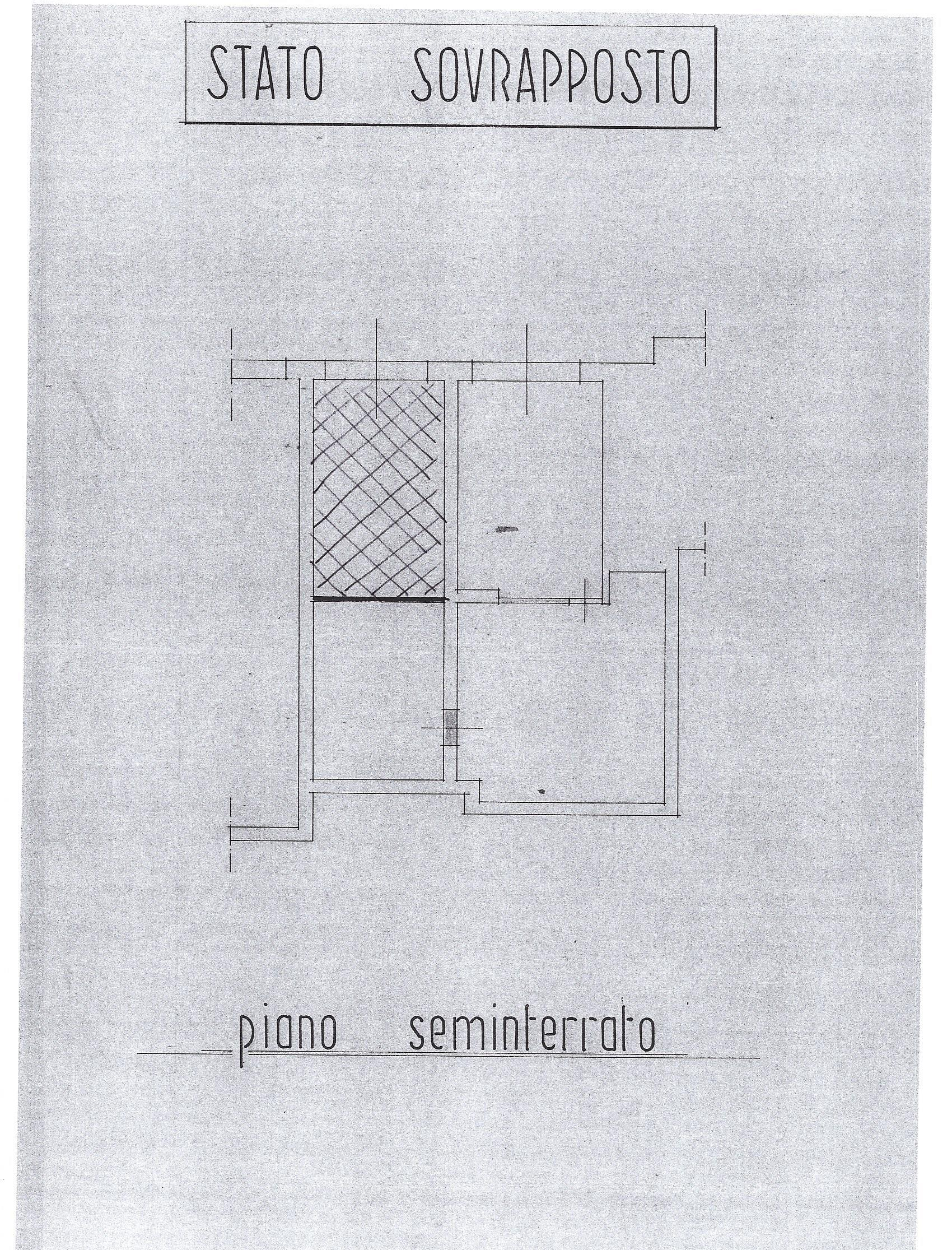 Planimetria 2/2 per rif. 1840
