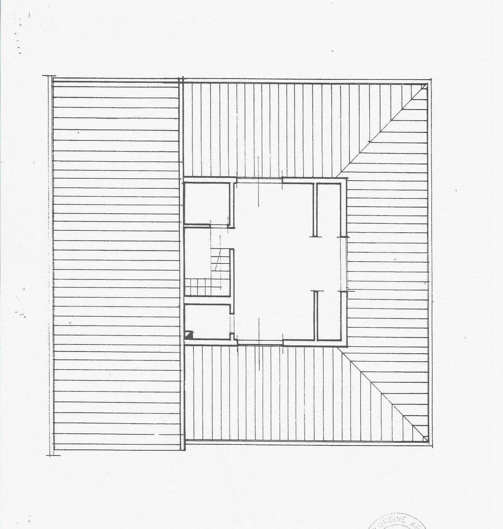 Planimetria 3/3 per rif. 1854